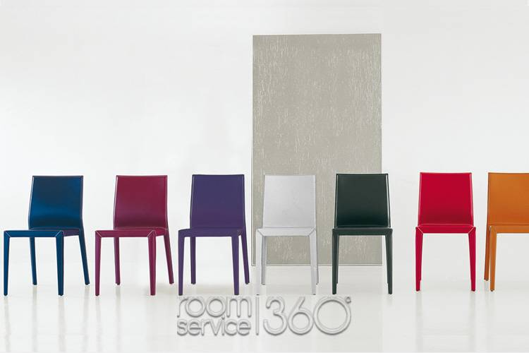 Nice Contemporary Leather Dining Chairs Margot Modern Leather Dining Chair Cattelan Italia Made In Italy