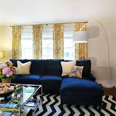 Nice Contemporary Navy Blue Sectional Sofa 135 Best Living Rooms Images On Pinterest Architecture Living