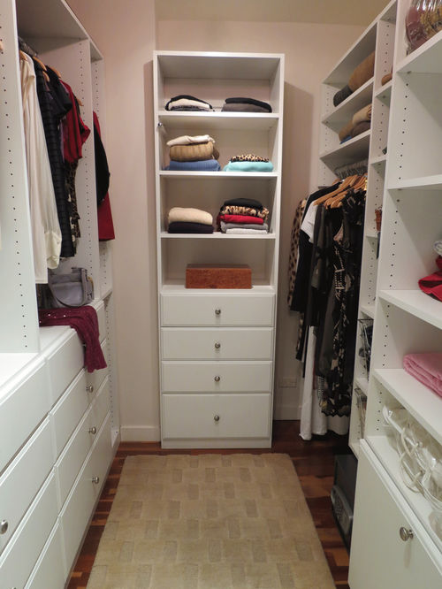 Nice Custom Walk In Closets Custom Walk In Closet Houzz