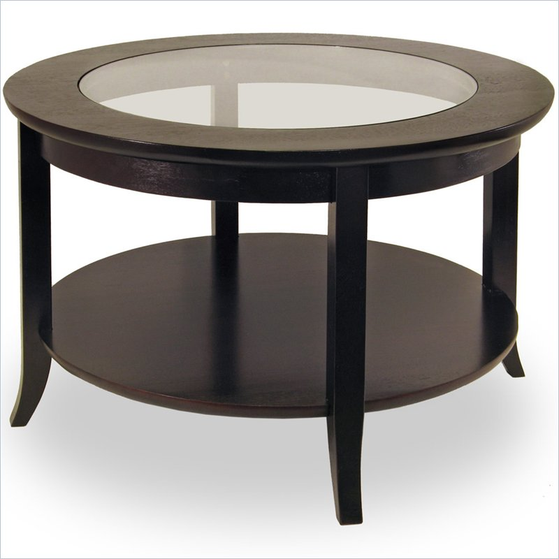 Nice Dark Wood Round Table Cocktail Tables Round Coffee Tables And Dark Mahogany Round Dark