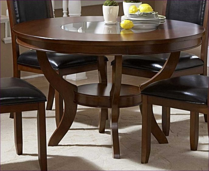 Nice Dark Wood Round Table Kitchen Room Dark Wood Round Table Pine Dining Table Round