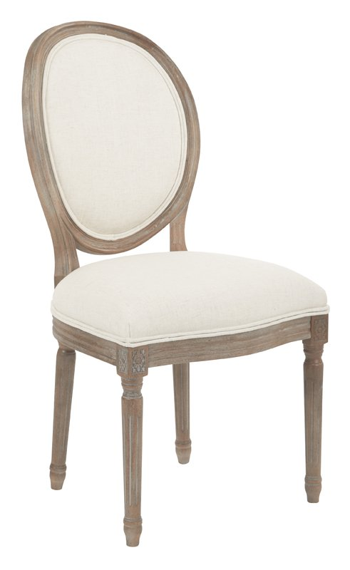 Nice Dining Side Chairs Ave Six Lilian Oval Back Dining Side Chair Reviews Wayfair