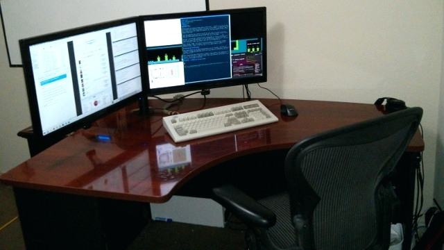 Nice Double Monitor Desk Desk Dual Monitor Desk Mount Review Dual Monitor Desktop Stand