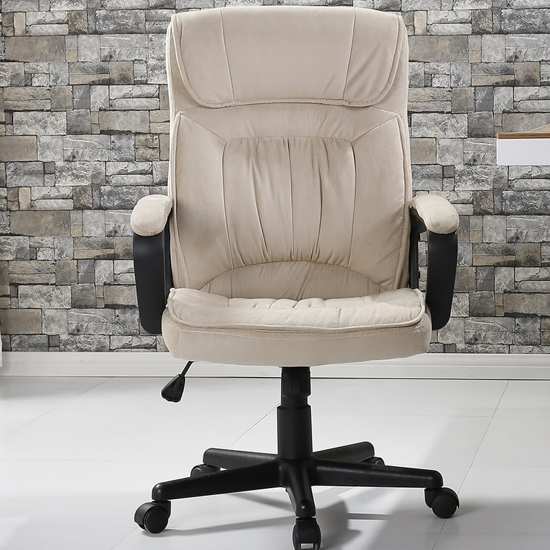 Nice Executive Leather Office Chair Executive Office Chairs Youll Love Wayfair