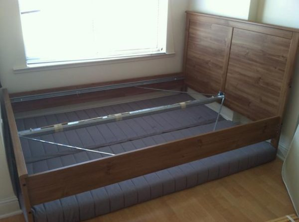Nice Full Size Bed Frame With Mattress And Box Springs How To Store A Mattress Box Spring And Bed Frame