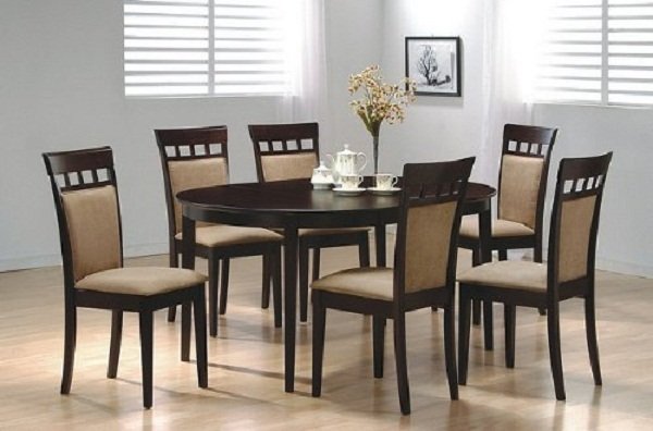 Nice Furniture Dining Chairs Cool Dining Table Chair With Wooden Dining Table Chair Designs
