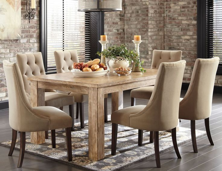 Nice Furniture Dining Table Sets 24 Best Best Fabric Dining Chairs Images On Pinterest Dining