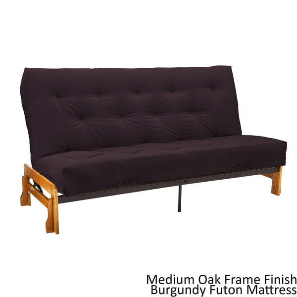 Nice Futon Frame And Mattress Set Boston Queen Armless Futon Frame Premier Mattress Set Sleeper Bed