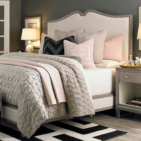 Nice Grey Full Size Bed Savannah Upholstered Grey Queen Size Bed