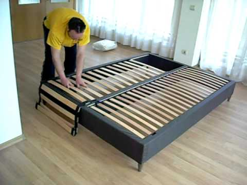 Nice Ikea Bed And Mattress Set Bed Set Up Youtube