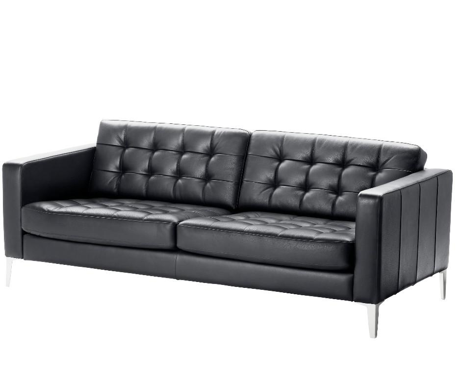 nice ikea black leather sofa bed best ikea leather sofa with elegance and comfort at high. Black Bedroom Furniture Sets. Home Design Ideas