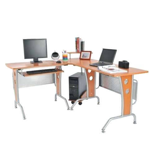 Nice Ikea Computer Workstation Desk Corner Workstation Glass Corner Workstation Desk Black