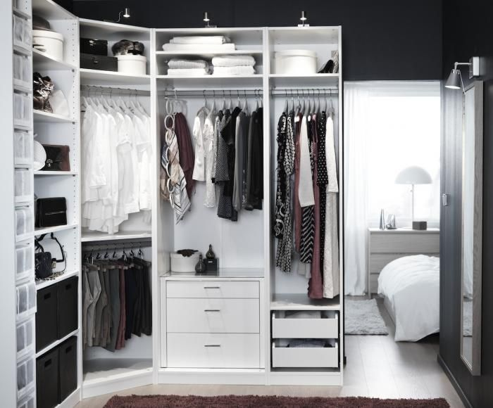 Nice Ikea Free Standing Wardrobe Closets Best 25 Ikea Wardrobe Ideas On Pinterest Ikea Pax Walk In