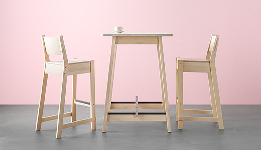 Nice Ikea Stacking Chairs Dining Room Furniture