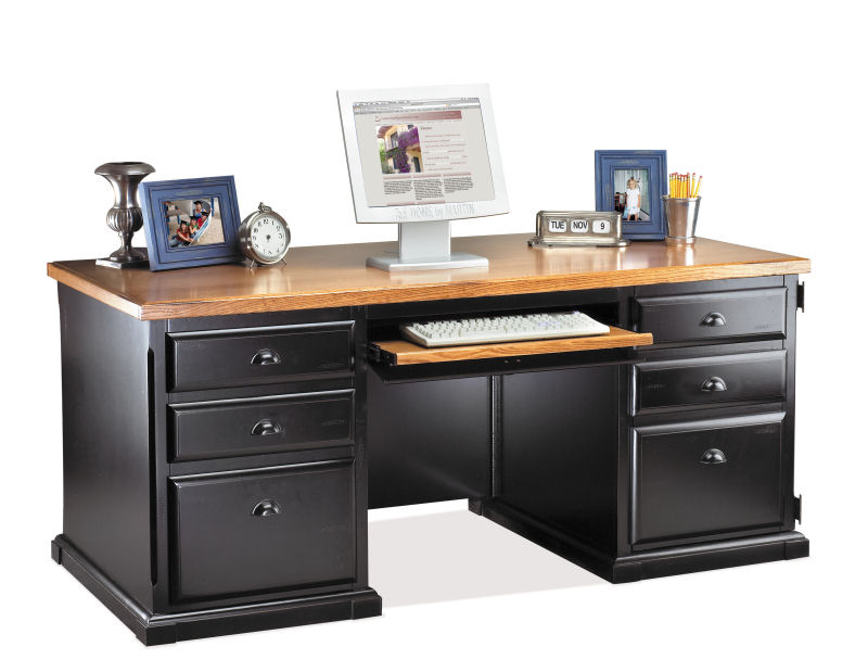 Nice Large Computer Desks For Home Southampton Double Pedestal Computer Desk