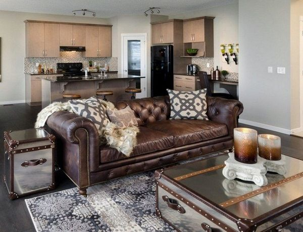 Nice Leather Couch Living Room Best 25 Leather Sofa Decor Ideas On Pinterest Leather Couch