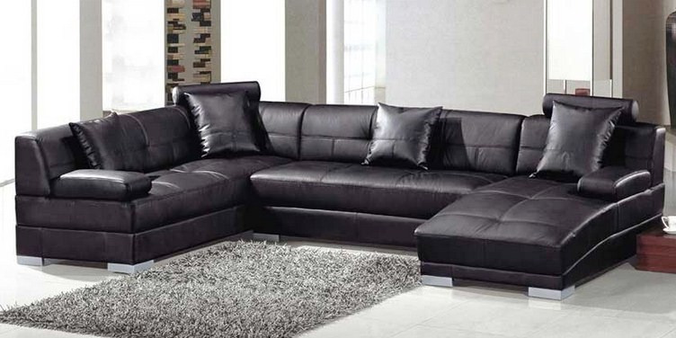 Nice Leather Sectional Sofa With Chaise Decorate For Leather Sectional With Chaise Home Decorations Insight