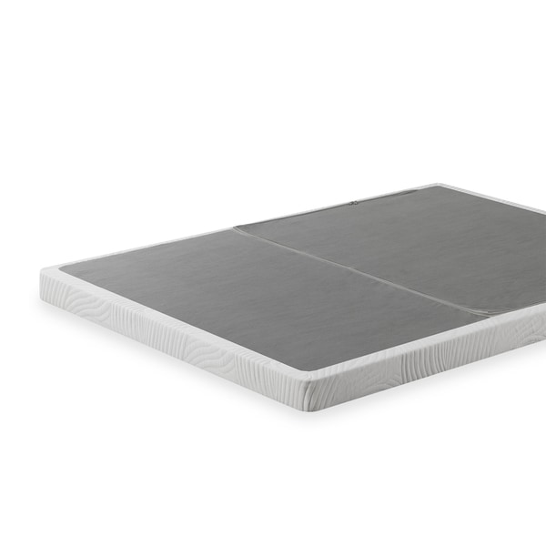Nice Low Profile Mattress Foundation King Priage 4 Inch Split King Size Low Profile Bifold Folding Mattress