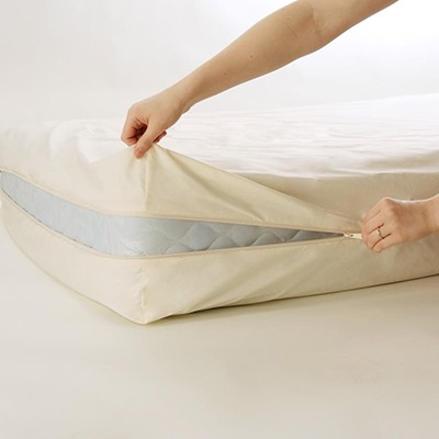 Nice Mattress Pad And Cover Organic Cotton Mattress Covers Anti Allergy Mattress Cover