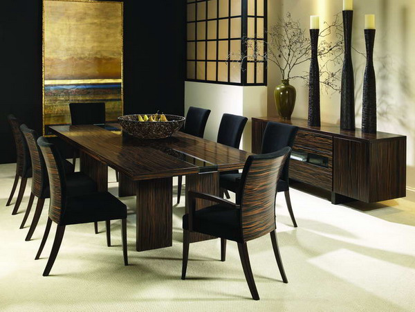 Nice Modern Dining Room Tables Modern Dining Room Table Set Plushemisphere