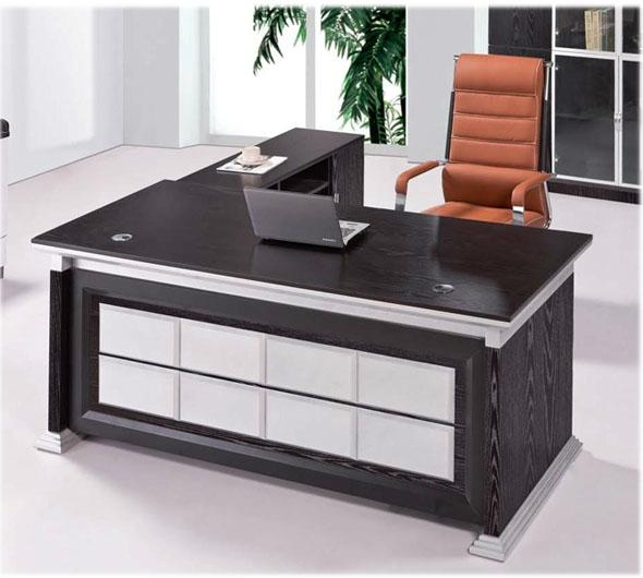 Nice Modern Office Table Office Table Modern Fascinating On Home Decoration Planner With