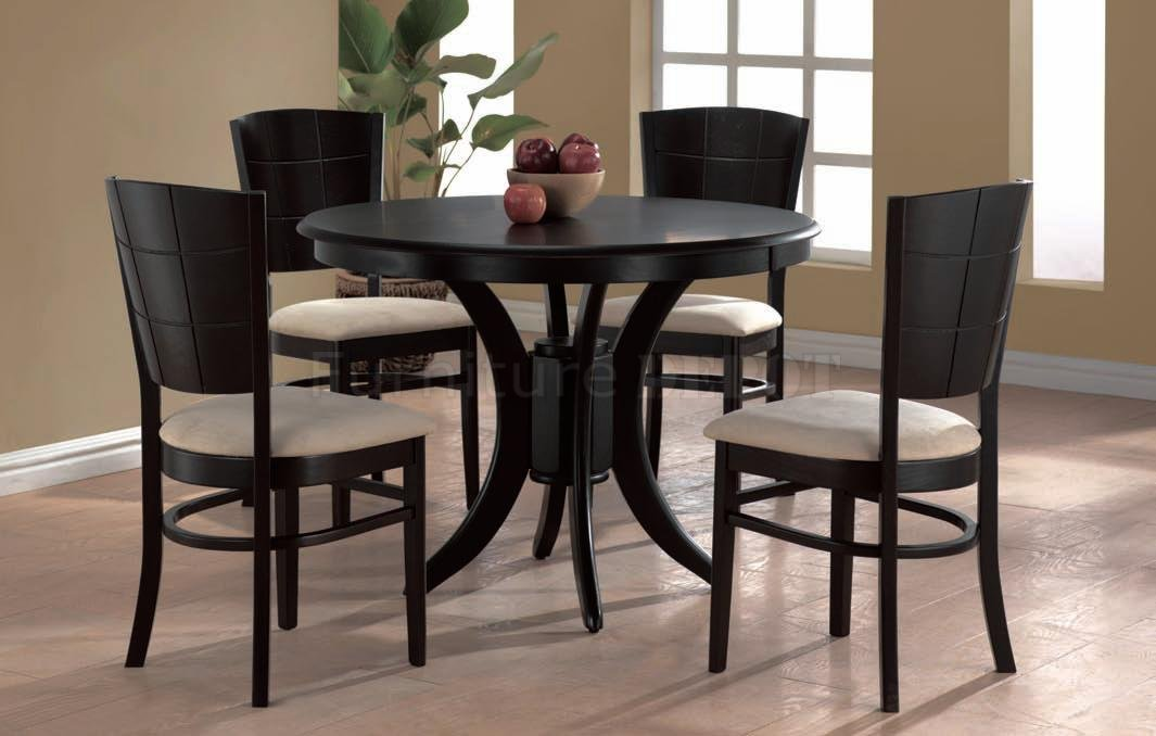 Nice Modern Round Kitchen Table Fresh Cheap Round Table With Attached Chairs 26310