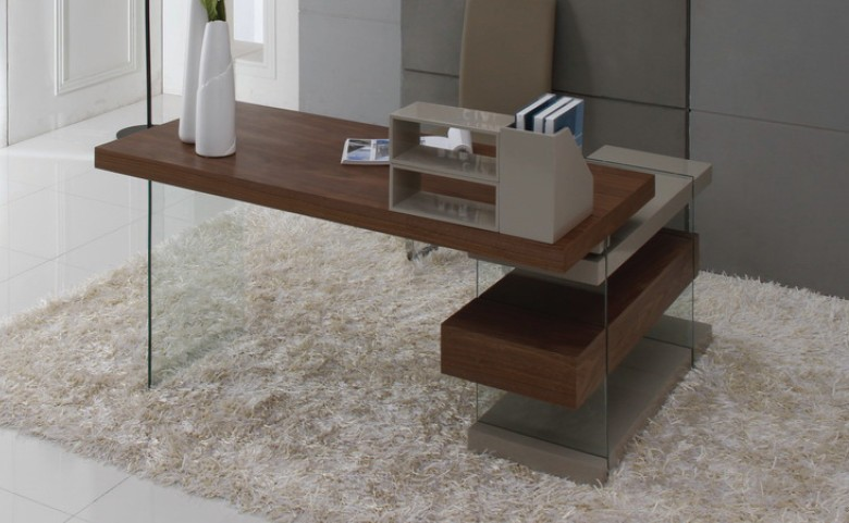 Nice Modern Style Office Desk Sirius Contemporary Floating Office Desk