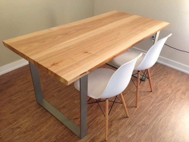 Nice Modern Wood Dining Table Modern Wood Dining Room Table Of Nifty Modern Wood Dining Table