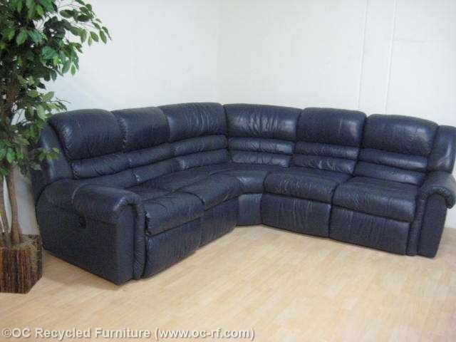 Nice Navy Blue Reclining Sofa Navy Blue Recliner Sectional Sofa Used Furniture Recycled Couches