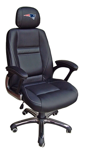 Nice New Office Chair New England Patriots Head Coach Office Chair Tailgatetoss