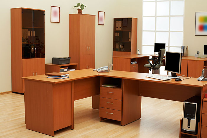 Nice Office Table With Storage Office Furniture Magnon India