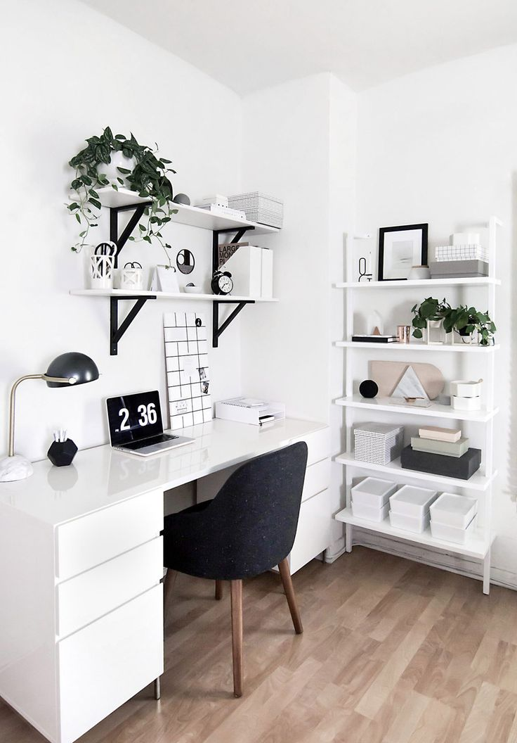 Nice Pretty Home Office Furniture Best 25 White Desk Office Ideas On Pinterest White Desks White