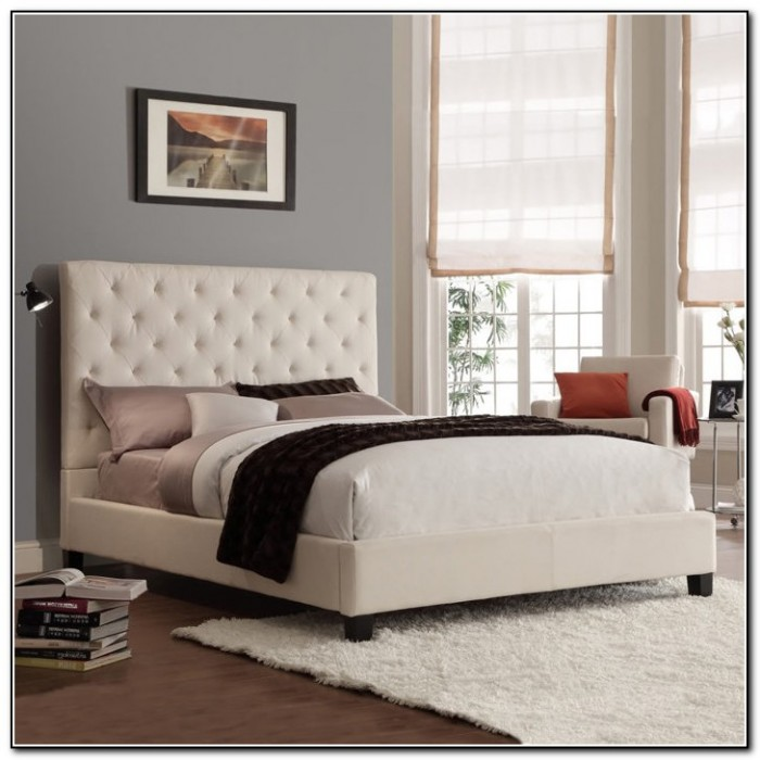 Nice Queen Headboard And Footboard Frame Brilliant Queen Metal Bed Frame For Headboard And Footboard Beds Home Within Queen Size Bed Frame With Headboard And Footboard