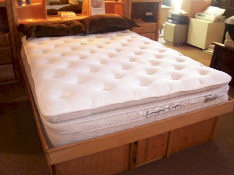 Nice Regular Mattress In Waterbed Frame Waterbeds Softside Waterbed Comfort Craft Tampa Fl Semi Waveless