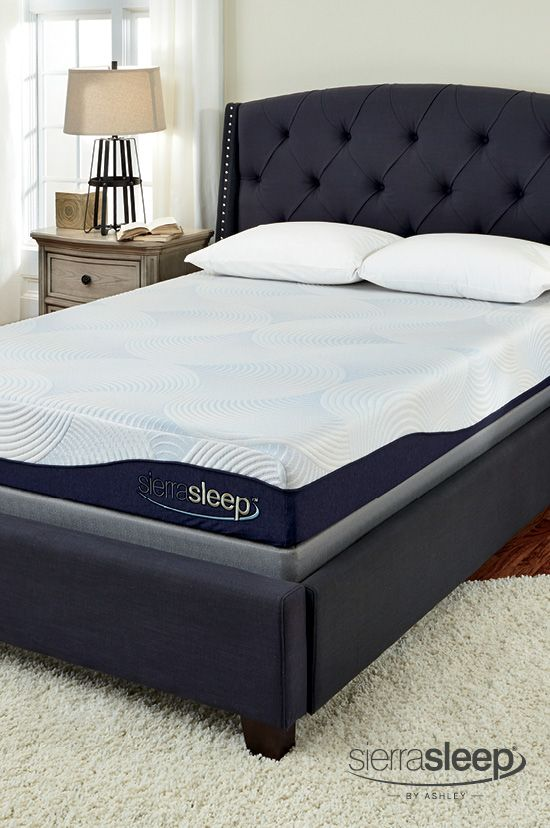 Nice Sierra Sleep Memory Foam Mattress Give The Gift Of A Good Nights Sleep Mattresses Bedroom