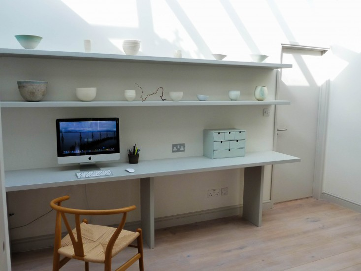 Nice Skinny Office Desk Chic Thin Office Desk Best Reader Submitted Office Space Winner