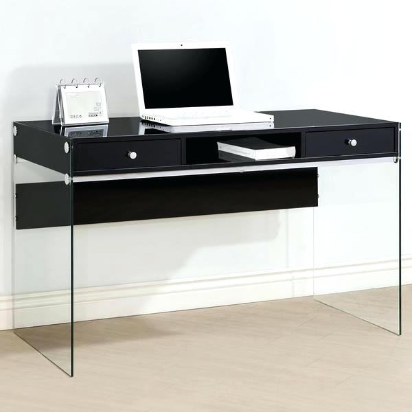 Nice Small Black Office Desk Desk Home Office Black Desk Black Wood Home Office Desk Small