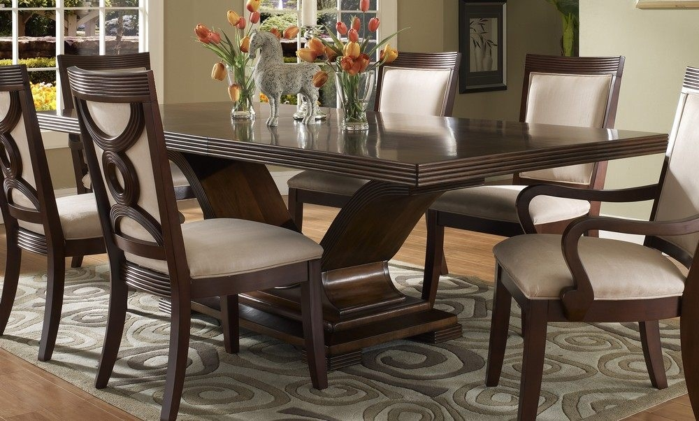 Nice Small Dark Wood Dining Table Stylish Black Wood Dining Table And Chairs Black And Wood Dining