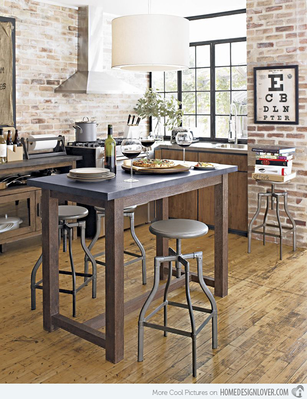 Nice Small Modern Dining Table 15 Small Modern Kitchen Tables Home Design Lover