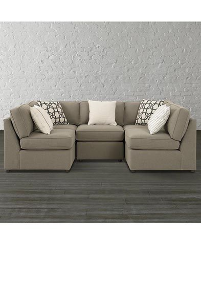 Nice Small Modular Sofa Sectionals Best 25 U Shaped Sectional Ideas On Pinterest U Shaped Couch U