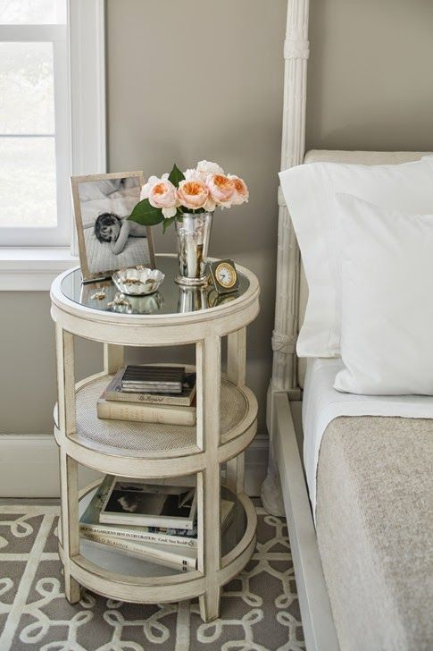 Nice Tall Side Tables Bedroom Best 25 Small Round Table Ideas On Pinterest