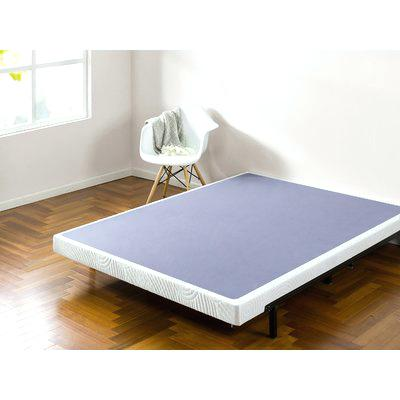 Nice Thin Full Size Box Spring Thin Box Spring King Low Profile Serta Springs For Bed Flashbuzz