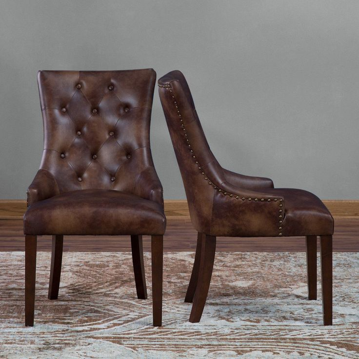 Nice Tufted Leather Dining Room Chairs Best 25 Tufted Dining Chairs Ideas On Pinterest Dining Room