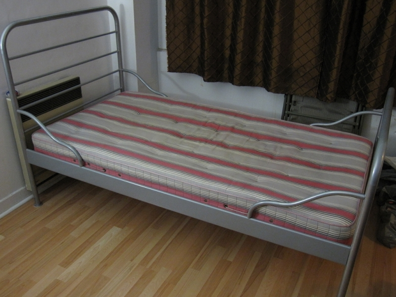 Nice Twin Size Metal Bed Frame Ikea Lovable Ikea Twin Bed Metal Twin Size Bed Frame Ikea Cscae Drk