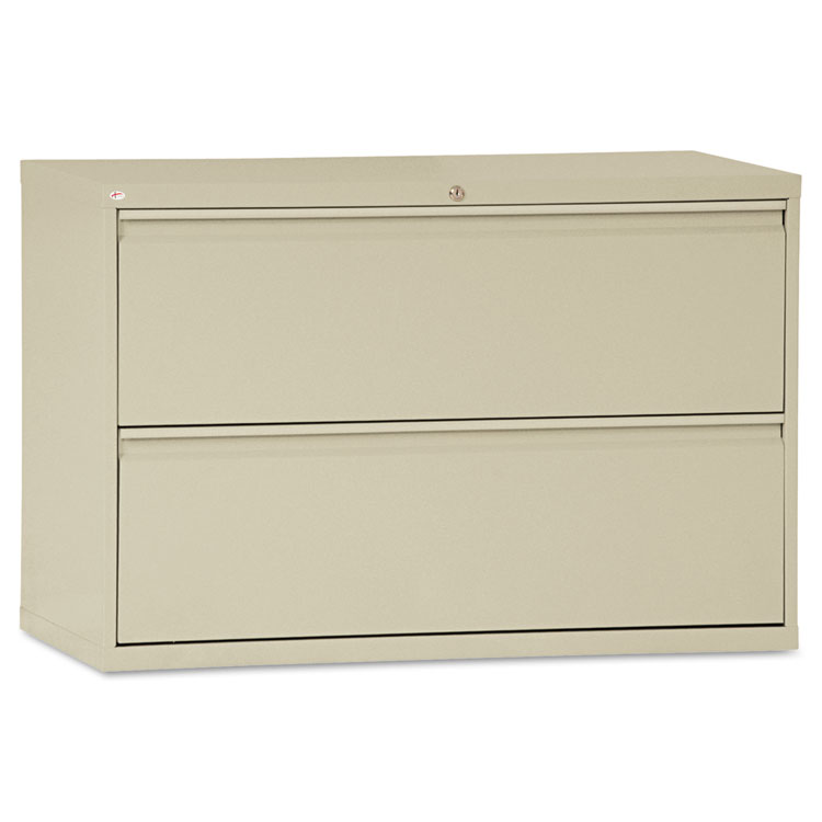 Nice Two Drawer File Cabinet Alera Two Drawer Lateral File Cabinet 42w X 19 14d X 28 38h