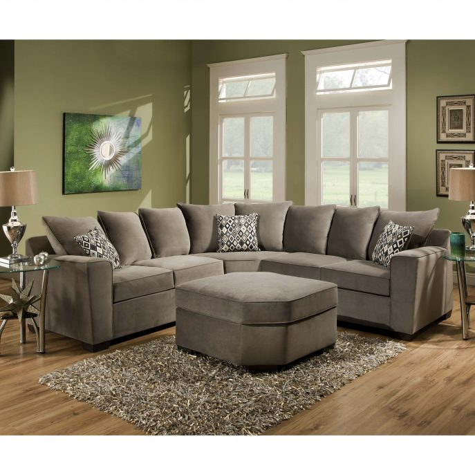 Nice U Shaped Sectional Sleeper Sofa Sofas Magnificent Gray Leather Sectional Leather Sectional
