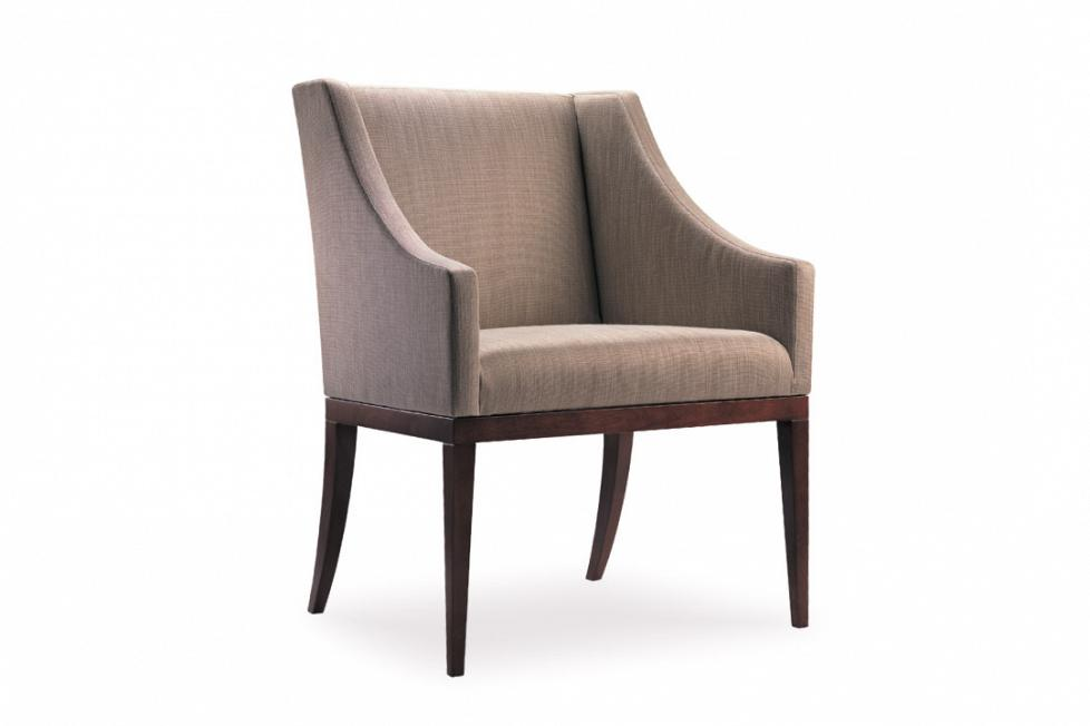 Nice Upholstered Dining Chairs With Arms Inspiration Of Upholstered Dining Chair With Arms With Dining