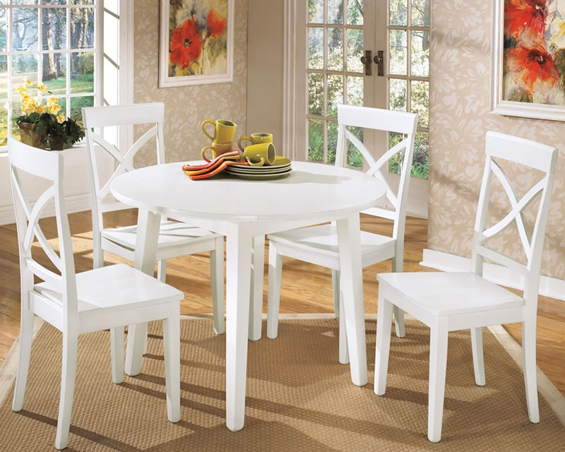Nice White And Wood Kitchen Chairs Country Style Kitchen Chairs Captainwalt