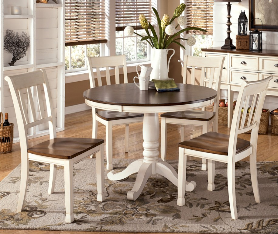 Nice White And Wood Kitchen Chairs Having Wooden Kitchen Chairs In Your Kitchen The New Way Home Decor