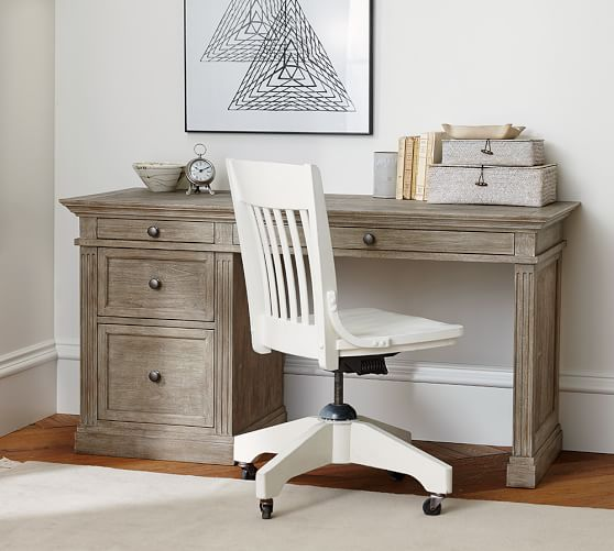 Nice White Home Office Furniture Home Office Desks Writing Desks Craft Tables Pottery Barn